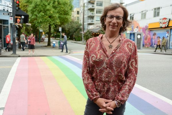 Pride 2014 parents: Morgane Oger