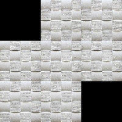 1 m2 Deckenplatten Styroporplatten Stuck Decke Dekor Platten 50x50cm, WELLE 2