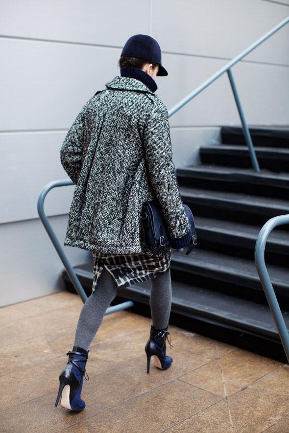 Baseball cap: Girls Generation, Casual Street Fashion, Blue, Equestrian Fashion, Grey, Girls Fashion, Fashion Trends, Winter Woolen, Sexy Shoes