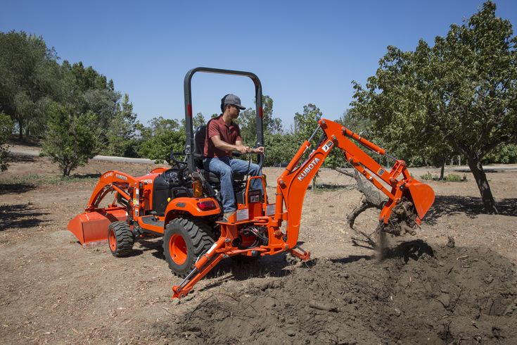 Kubota adds four new models to sub-compact tractor line