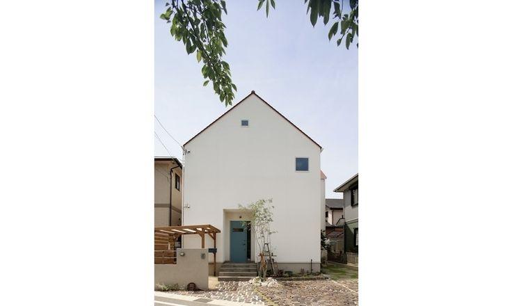 シンプルヴィンテージの家 こんなお家ができました 愛知県安城市・三河地域の注文住宅なら日本住建