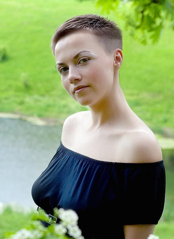 1000+ images about Hawt n Hair! on Pinterest | Buzz cuts