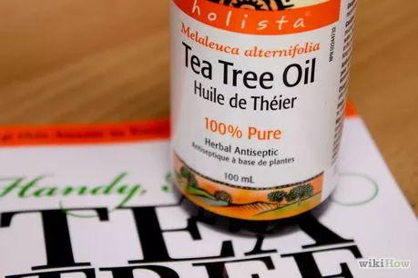 Bildtitel Use Tea Tree Oil for Acne Step 1Bullet3