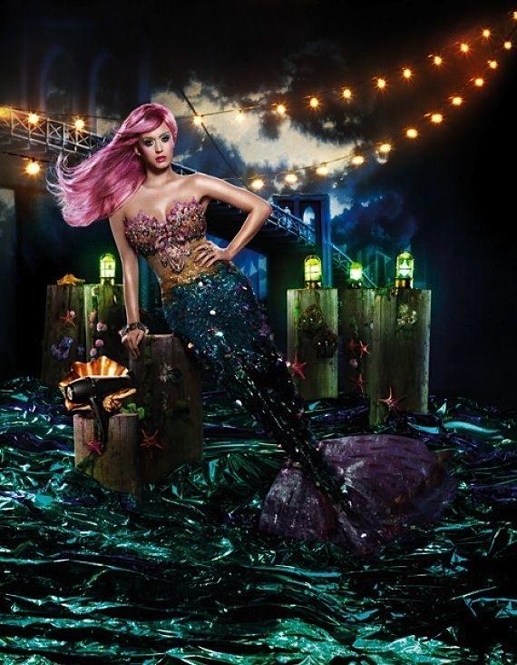 """First """"pin""""... hey, I like Katy Perry and I like mermaids.  Gimme a break. #DavidLaChapelle ☮k☮"""