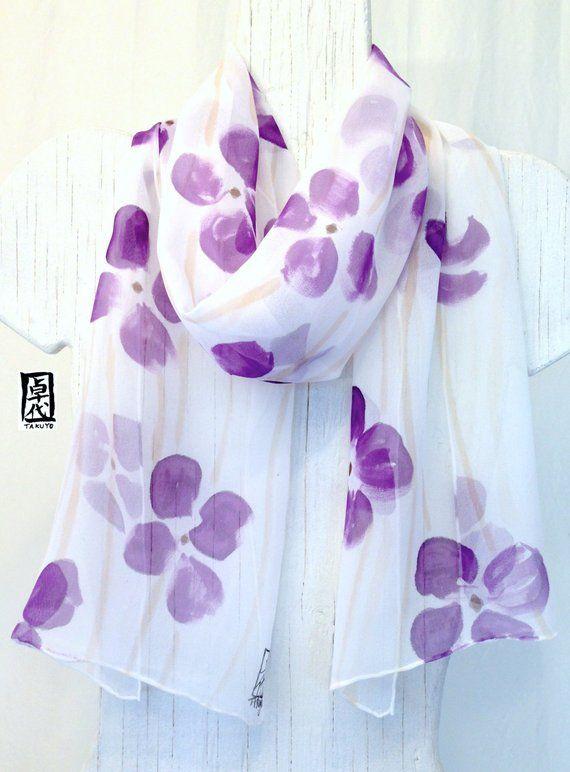 WOMAN/'S Blu Design Floreale Rosa Viola