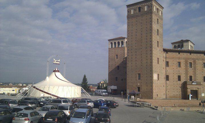 Circo El Grito, Fossano, Italy