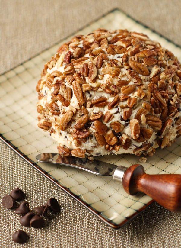 Chocolate Chip Cheese Ball | Recipe
