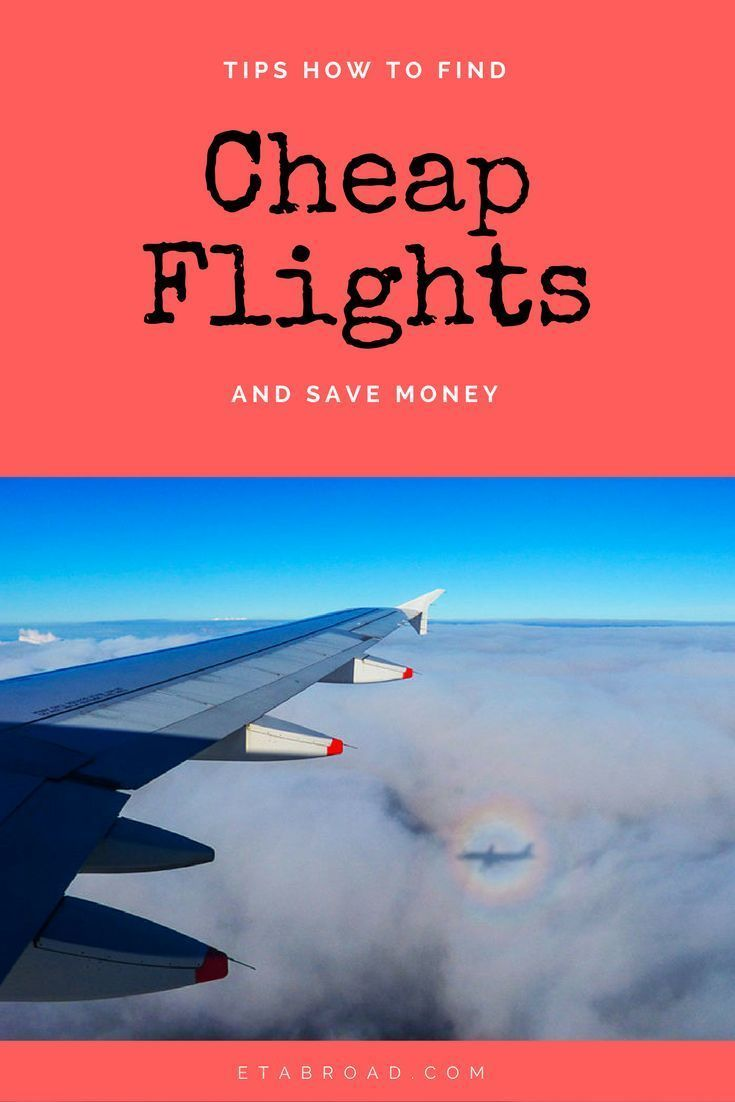 Cheap flights hacks, when and where to buy air tickets, how to find flight deals. We will share with you our favourite tips and hacks to to save money.