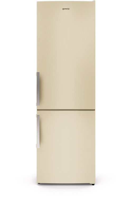 Gorenje NRK6192JC Fridge Freezer - Champagne - Buy Online Today - 365 Electrical