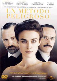 Un método peligroso (2011) Reino Unido. Dir.: David Cronenberg. Drama. 1900. Baseado en feitos reais - DVD CINE 2347