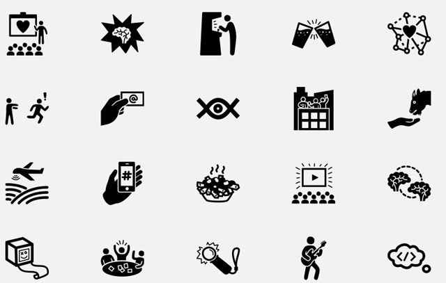 The Noun Project, A Global Visual Language of Open Source Icons