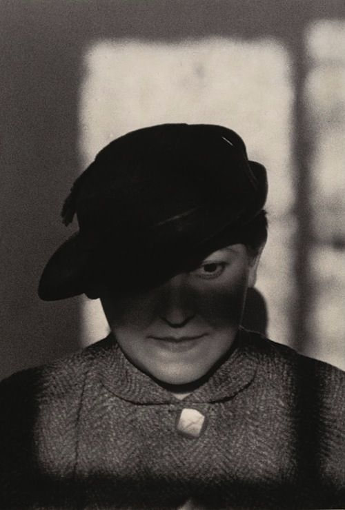 Varvara Stepanova, 1936 (Alexander Rodchenko)