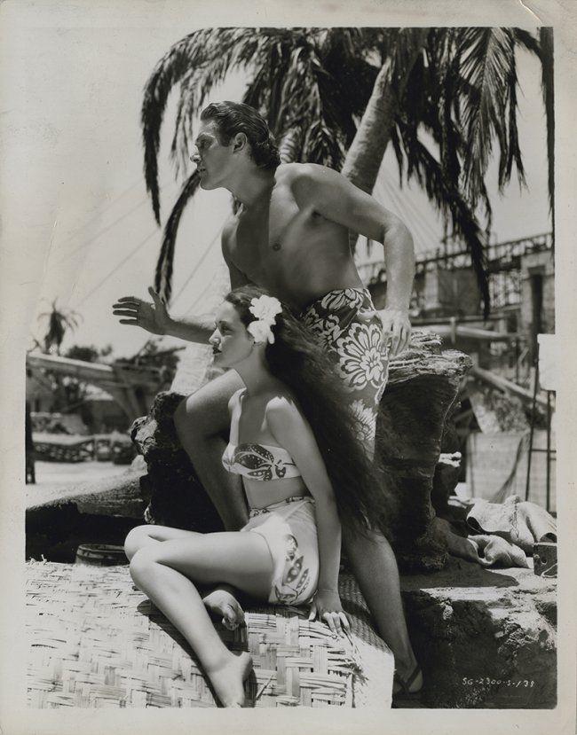 Dorothy Lamour (13) Vintage φωτογραφίες συμπεριλαμβανομένης της: Lot 150
