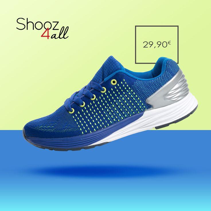 Εντυπωσιακές sport εμφανίσεις στο γυμναστήριο και τη βόλτα με ανδρικά αθλητικά παπούτσια σε έντονη μπλε απόχρωση. Από ύφασμα mesh που αναπνέει, θα σας χαρίσουν μοναδικά ελαφρύ και άνετο πάτημα. http://www.shooz4all.com/el/andrika-papoutsia/andrika-athlitika-papoutsia/athlitika-papoutsia-mple-me-prasino-m8665-detail #shooz4all #andrika #athlitika