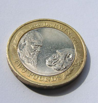 For sale £2.00 coin Commemorative two pound money