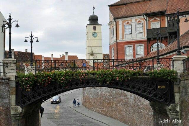 Podul Minciunilor Sibiu Romania