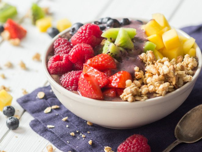 Acai Bowl Grundrezept