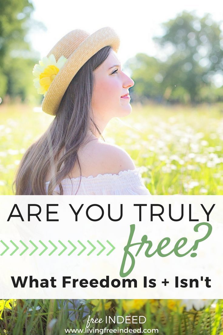 Is freedom our ability to do anything we want? This definition may be in the dictionary, but it does not capture the real essence of freedom. Freedom in Christ | How Jesus Sets You Free | Freedom Definition | Misconceptions about Freedom and the True | Ho
