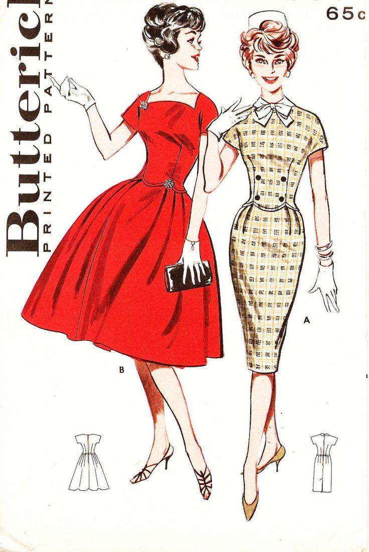 vintage jackie o style dress vs skirt