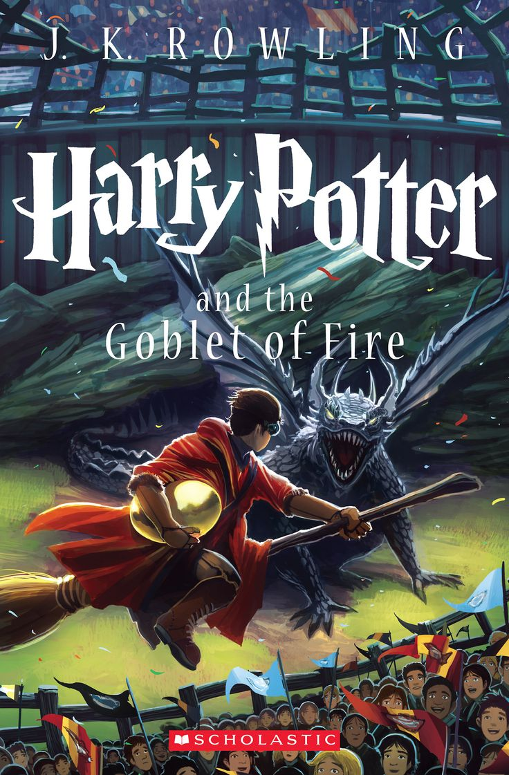 Harry Potter And The Goblet Of Fire, Usa 15th Anniversary Edition