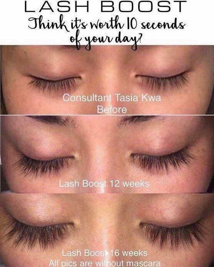 c2c97422287 Rodan + Fields Lash Boost is a nightly conditioning serum containing  Keratin and Biotin for longer fuller looking lashes.