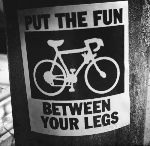 !: Riding A Bike, Bicycles, Funny Image, Bike Riding, Bikes, Quote, Street Art, Funny Sports, Legs