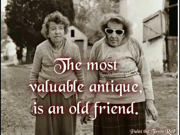 Old Friends - Absolutely