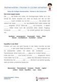 #Arbeitsblaetter zum Vertiefen der #Grammatik im #Legasthenie- und #Deutschunterricht.    Das Erkennen und Einsetzen von #Nomen / #Namenwoerter in Lückentexte, ist die Aufgabe dieser 22 #Arbeitsblaetter + 13 #Loesungsblaetter.    Texte ab der 4 Klasse.    Die Nomen / Namenwörter Übungen wurden immer aus den jeweiligen #Diktaten, aus der passenden Klassenstufe generiert.