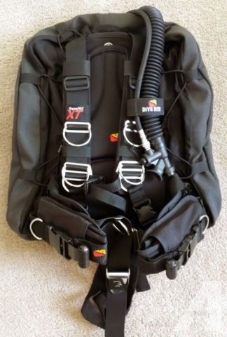 Scuba Gear - Dive Rite Transpac XT BCD Harness, Wing, & Weight System for Sale in Saint Petersburg, Florida Classified | AmericanListed.com