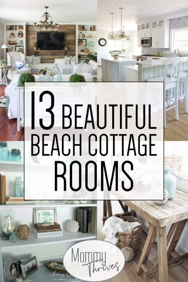 Beach Cottage Decor For Every Room In Your Home | Beach ...