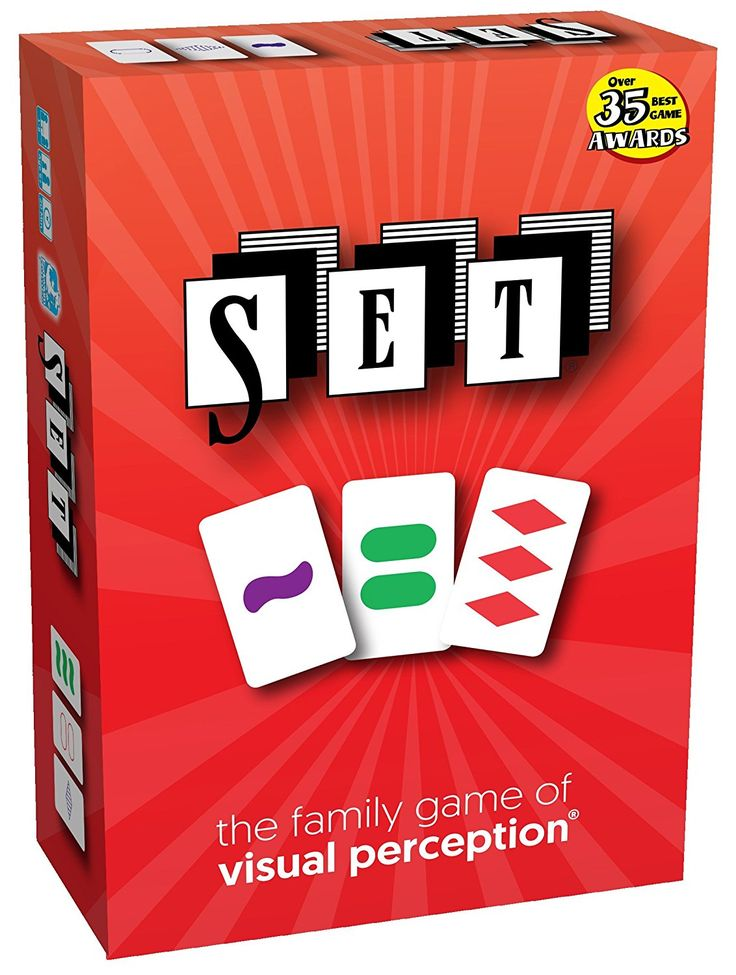 Set Card Game: Amazon.co.uk: Toys & Games