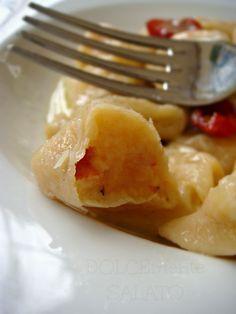 DOLCEmente SALATO: Pasta fresca per pasta ripiena montersino