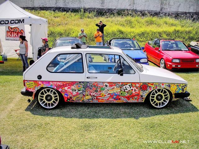 Best Stickerbomb Things Images On Pinterest Sticker Bomb - Cool car decals designcar styling cool cool car body garlandconcise fashion design