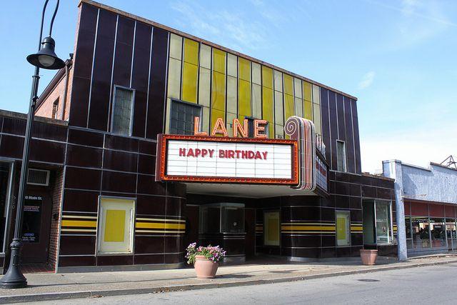 williamsburg kentucky | Lane Theater - Williamsburg, KY | Flickr - Photo Sharing!