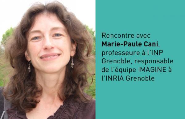 Grâce à sa bourse Advanced Grant du conseil européen de la recherche (European Research Council) destinée aux chercheurs confirmés, Marie-Paule Cani, professeure d'université à l'INP de Grenoble, financera pendant 5 ans des recherches sur le design de formes virtuelles animées.
