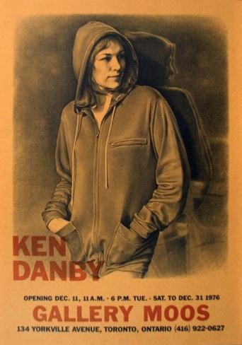 Kan Danby Poster, $44