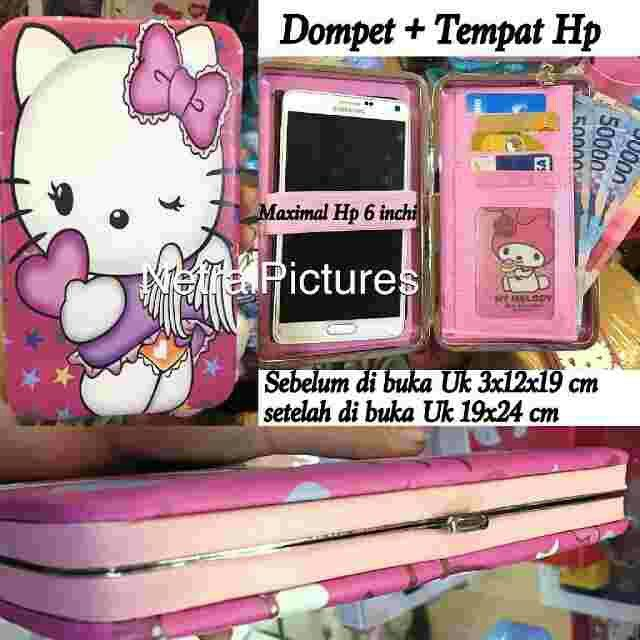 #dompet + t4 #hp #hellokitty angel @ 70.000