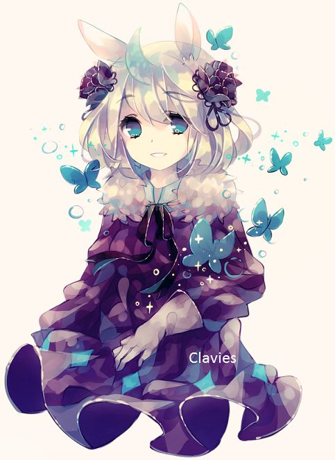 A character of onisuu on dev - please credit people's art when taking it off of a site such as dev, cuz people will get mad... Just saying <<<< Thank you! Also with pixiv or other places. In fact, it'd be better to ask.