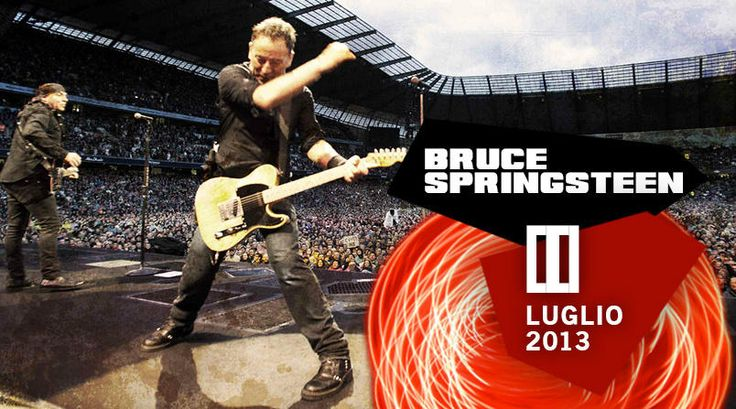 Twitter / BuzzInRome: Bruce #Springsteen to play ...