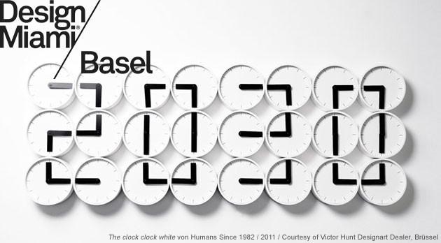 Designline Living - Feel: Der Raum als Trophäe – Design Miami Basel 2012