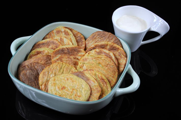 Placki ziemniaczane z piekarnika