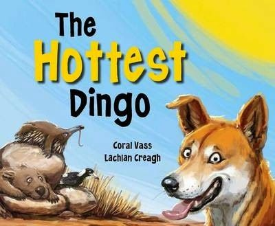 It's a hot summer day and Danny the dingo just wants to cool down. He looks to the other bush animals for inspiration. He tries running ...