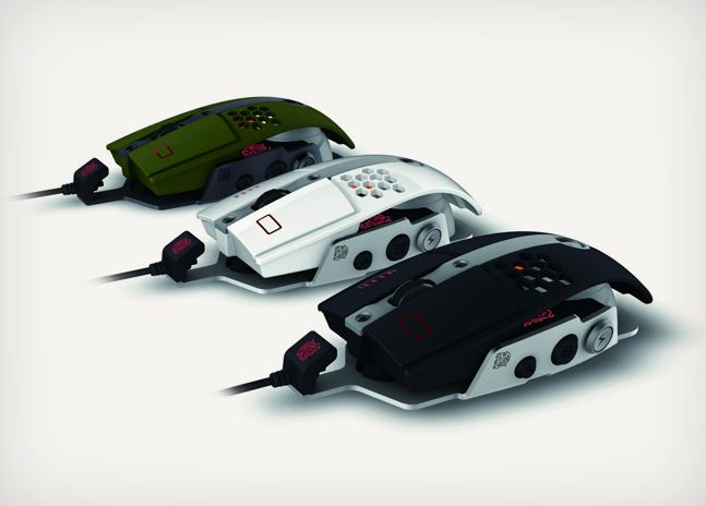 Level 10 M Gaming Mouse by BMW and Thermaltake. Damage = $99.