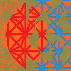 Rantanen, Mari: Kasvotusten II, Serigrafia 2010
