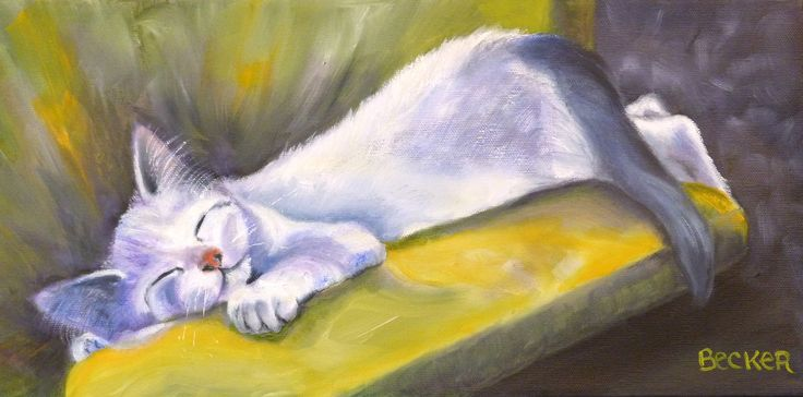 Kitten Lullaby ~ Susan Becker
