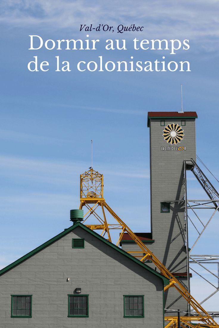 Où dormir en Abitibi-Témiscamingue. Découvrez cette région du Québec et son histoire.