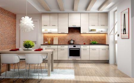 Dlaczego białe meble kuchenne są tak popularne :: Kuchnia dobrze i praktycznie urządzona :: www.info-kuchnia.pl