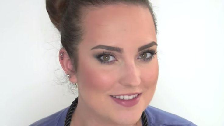 Makijaż codzienny - Digitalgirl13 https://www.youtube.com/watch?v=2lMkIf4huBg