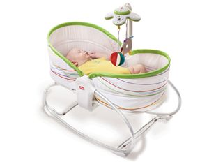 Flow Stripe 3-in-1 Rocker Napper giveaway