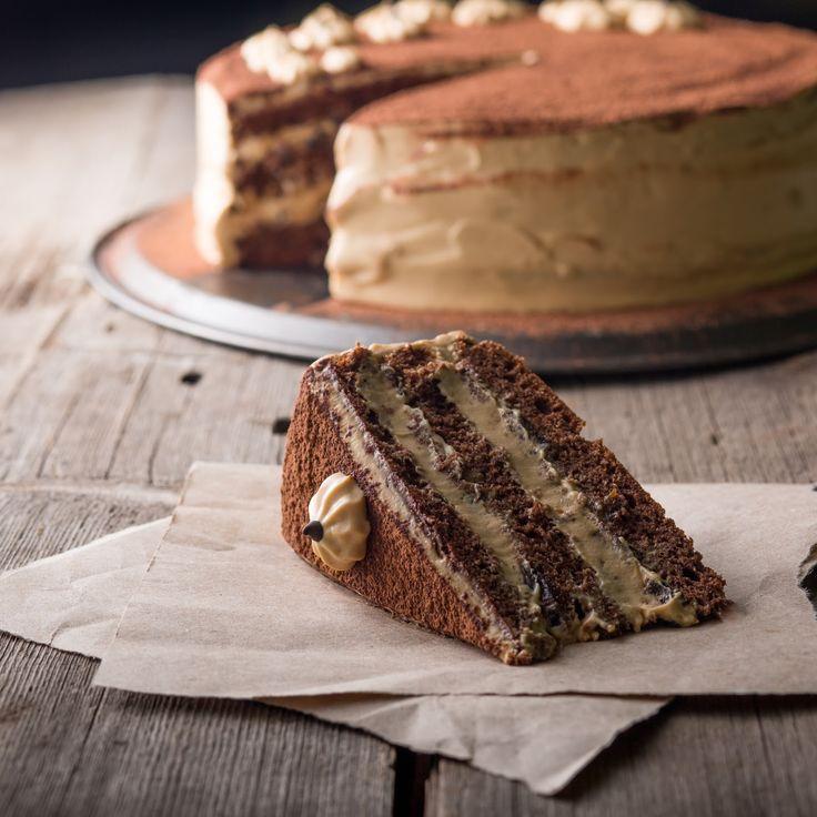 Тортик взят из блога Нины Головко (изменена технология приготовления коржа и добавлена пропитка)  http://ninagolovkoo.blogspot.co...